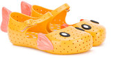 Mini Melissa Furadinha Fabula Fish - kids - Leather/PVC/rubber - 23