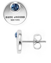 Marc Jacobs Coin Stud Earrings