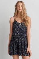 American Eagle Outfitters AE Babydoll Slip Dress