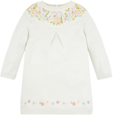 Monsoon Baby Esme Bunny Knit Dress