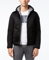 Armani Jeans Men's Reversible Mesh Jacket