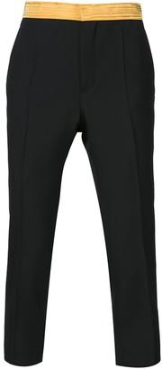 Haider Ackermann waistband trousers