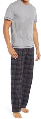 Majestic International Creature Comfort Flannel Pajamas