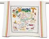 Catstudio Vermont Dish Towel - Original Geography Collection Décor 057D(CS)