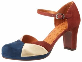 Chie Mihara Women's Jamel Ankle Strap Heels
