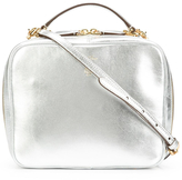 Mark Cross Laura Metallic Bag