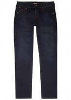 True Religion Geno Dark Blue Relaxed Jeans