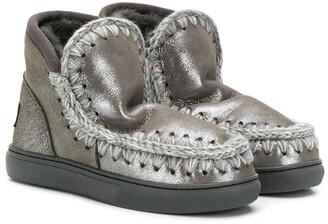 Mou Kids Glap Eskimo boots