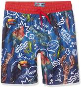 Desigual Boy's BAÑADOR_BREAK Swim Shorts
