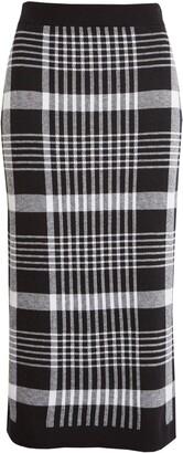 Halogen Midi Sweater Skirt