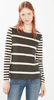 Esprit soft mixed striped t-shirt