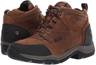 Ariat Terrain H2O Insulated (Distressed Brown) Men's Boots