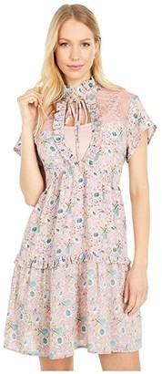 Double D Ranchwear Jolene Dress (Print) Women's Clothing