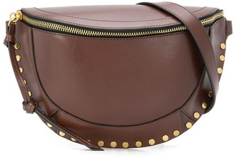 Isabel Marant Leather Crossbody Bag