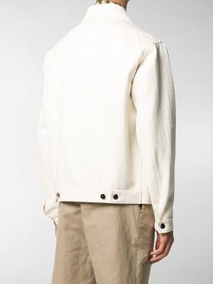 Fendi Oversized Denim Jacket
