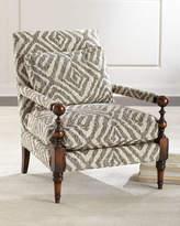 John-Richard Collection Zahara Arm Chair