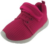 DADAWEN Girl's Boy's Breathable Light Weight Lace-Up Running Shoes Sneakers(Toddler/Little Kid) - 12 US