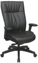 Pascarella Genuine Leather Executive Chair Symple Stuff