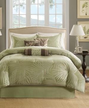 Madison Home USA Freeport 7-Pc. California King Comforter Set Bedding