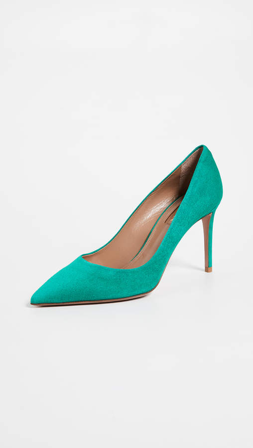 Aquazzura Simply Irresistible 85mm Pumps