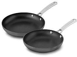 Calphalon Classic Nonstick 2-Piece Fry Pan Set