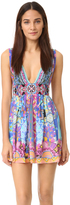 Camilla Alice in Essaouira Dress with Tie
