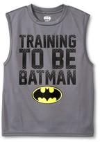 Batman Boys' Muscle Tank Top
