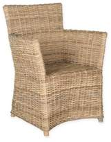 Safavieh Natuna Rattan Arm Chair in Natural