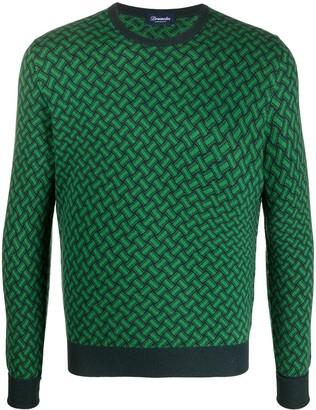 Drumohr classic long-sleeve T-shirt