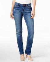 Calvin Klein Jeans Straight-Leg Twilight Water Wash Jeans