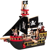 Le Toy Van Barbarossa Ship