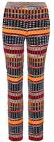 Missoni Striped wool trousers