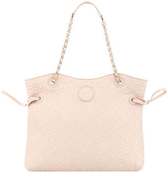 Tory Burch Bryant Quilted Leather Slouchy Tote
