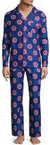 Marvel Captain America Men's Pajama Set