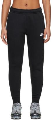 Nike Black NSW Club Lounge Pants