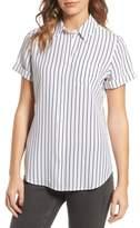 AG Jeans Women's Easton Silk Shirt