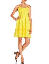 Yumi Cotton Crochet Summer Dress