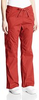 Dickies Women's Tall EDS Signature Scrubs Missy Fit Drawstring Cargo Pant
