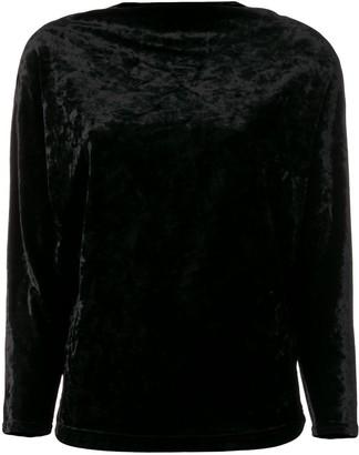 Plein Sud Jeans Dolman sleeve blouse