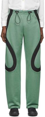 KIKO KOSTADINOV Green Lasso Knee Lounge Pants