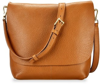 GiGi New York Andi Leather Crossbody Bag