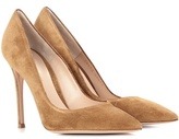Gianvito Rossi Exclusive To Mytheresa.com – Gianvito 105 Suede Pumps