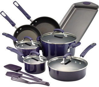 Anolon Rachael Ray Ii Nonstick 14Pc Cookware Set