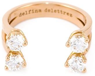 Delfina Delettrez 'Dots' diamond ring