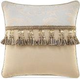 """Croscill Lorraine 16"""" Square Fashion Decorative Pillow"""