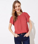 LOFT Button Back Flutter Top