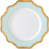 Anna Weatherley Aqua Rimmed Bread & Butter Plate