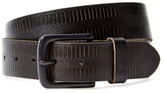 Andrew Marc Carburator Leather Belt