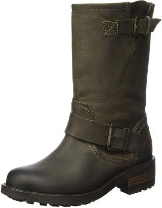 Bullboxer Women's 427500E6L Boots (Dark Brown DKBW) 4 UK (37 EU)