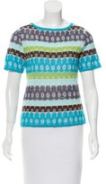 Missoni Knit Abstract Top